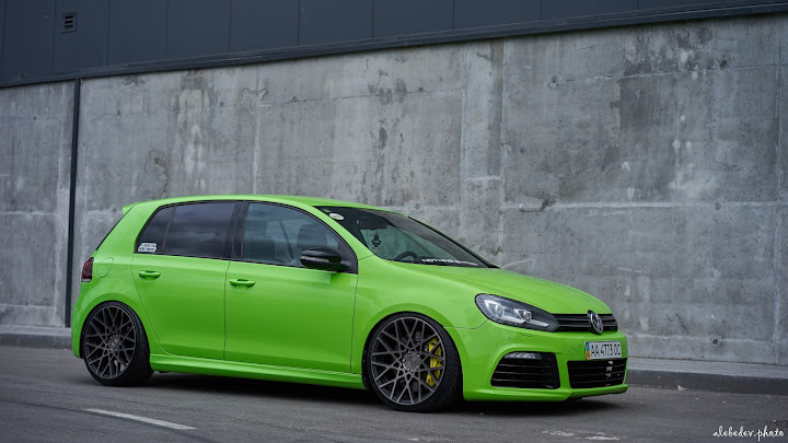green Golf 6R#nothing_extra Rotiform BLQ