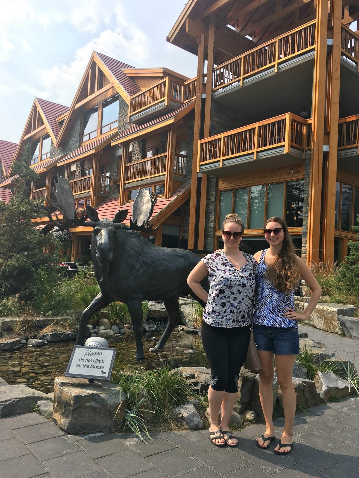 Pacini Town Banff Alberta Canada