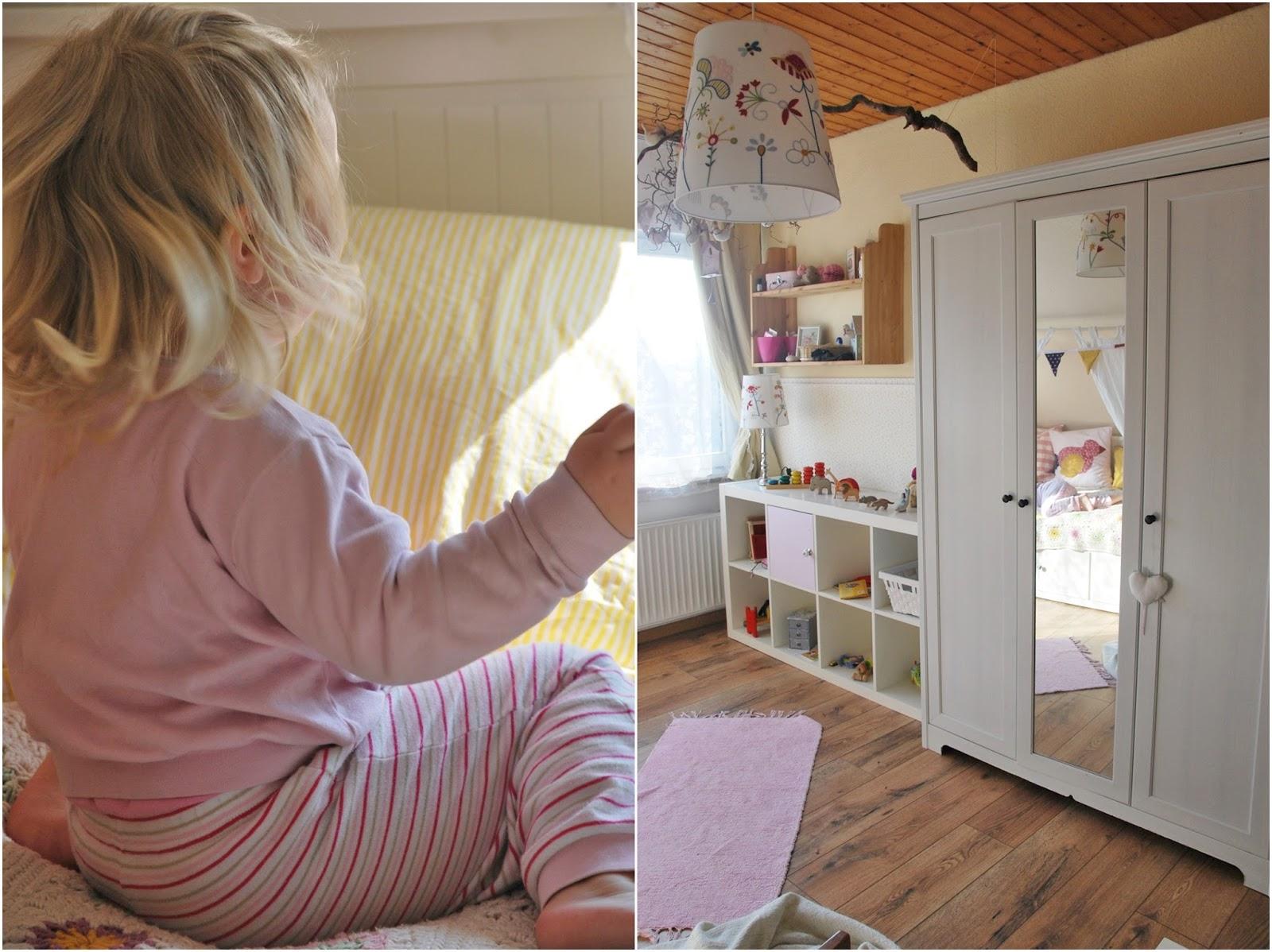 Kinderzimmer umgestaltung   wolkje