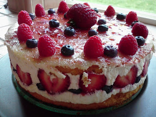 fruit basket cake daring bakers fruit basket cake by any other name is a 4389