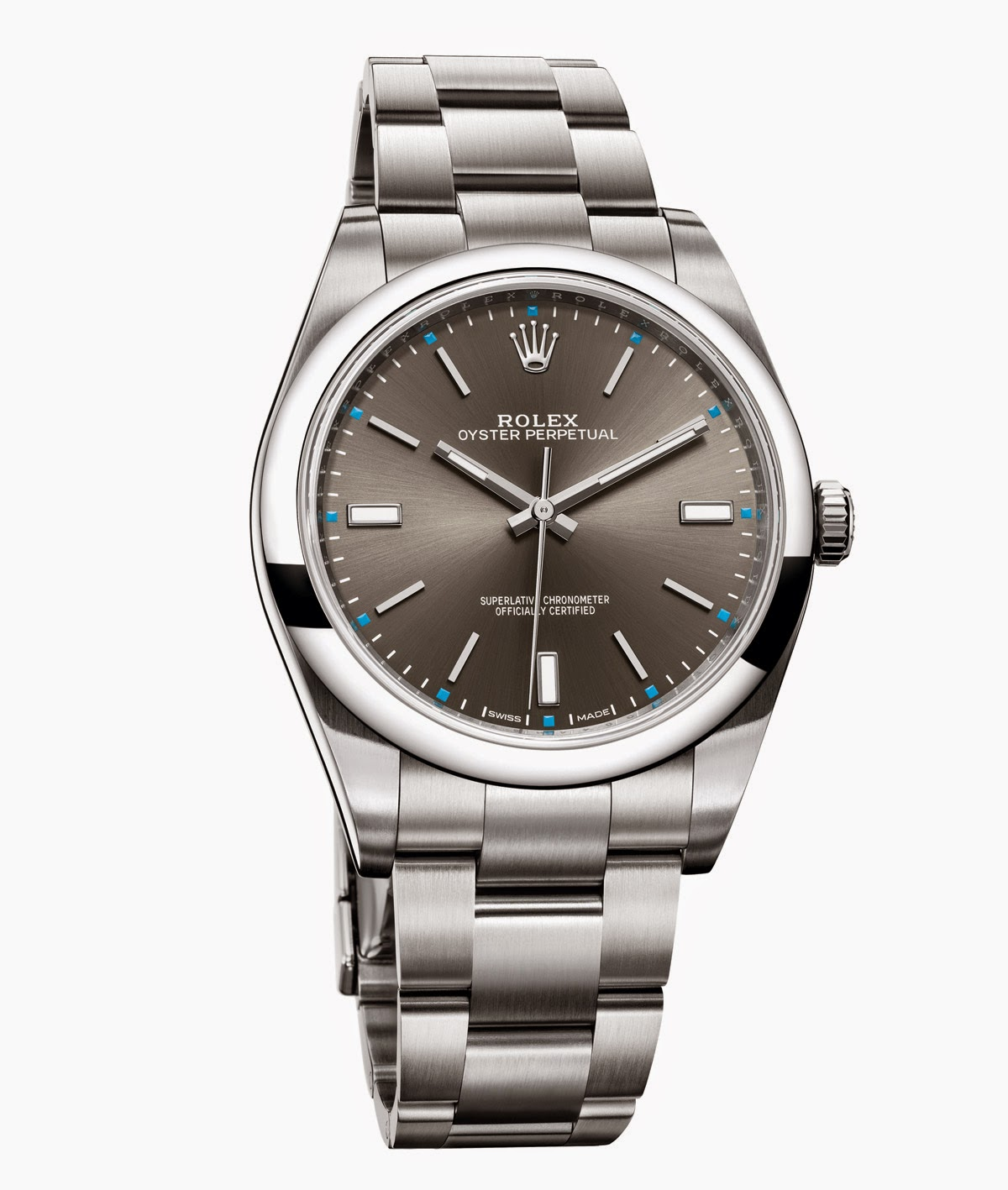 Rolex oyster perpetual 2015 new models time and watches for Oyster watches