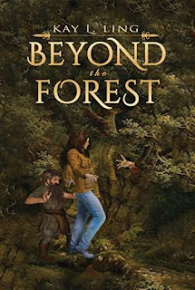 Beyond the Forest (Gem Powers Series Book 1) - a fantasy book by Kay L. Ling