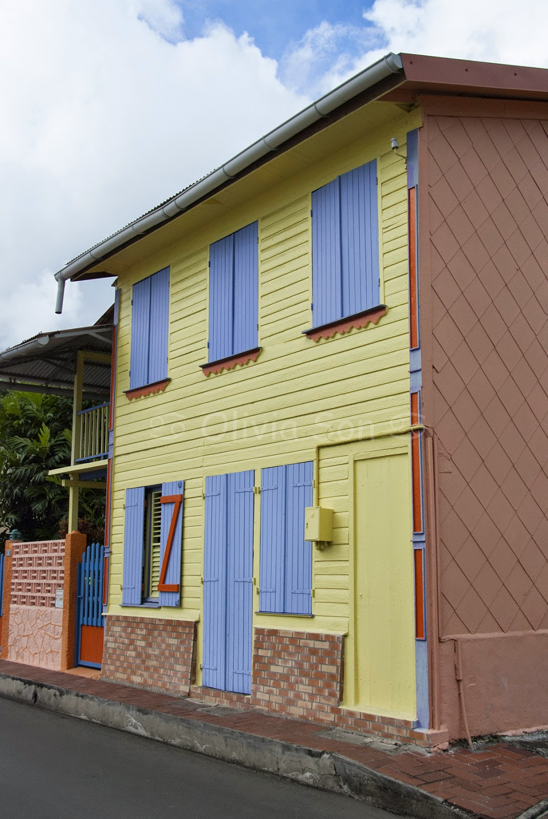 Anses d'Arlet, Martinique