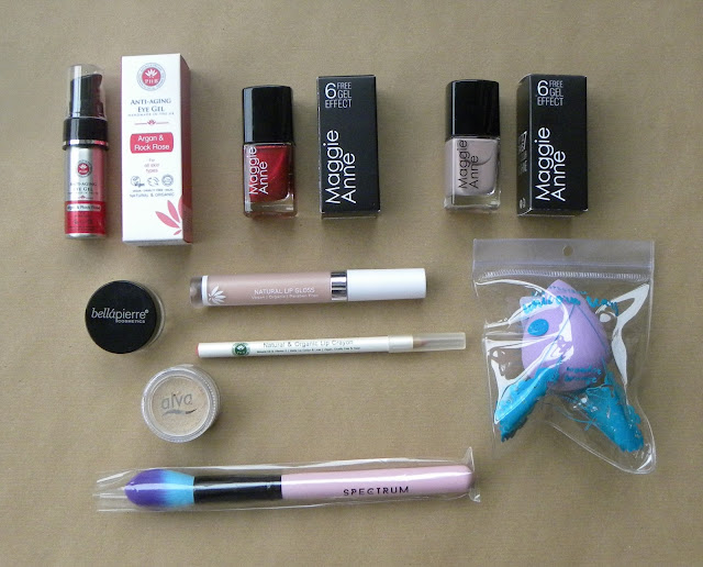 Cruelty-free and vegan beauty product giveaway