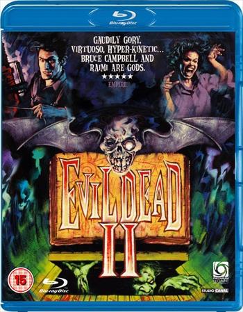 Evil Dead II (1987) Dual Audio Hindi 720p BluRay 750mb