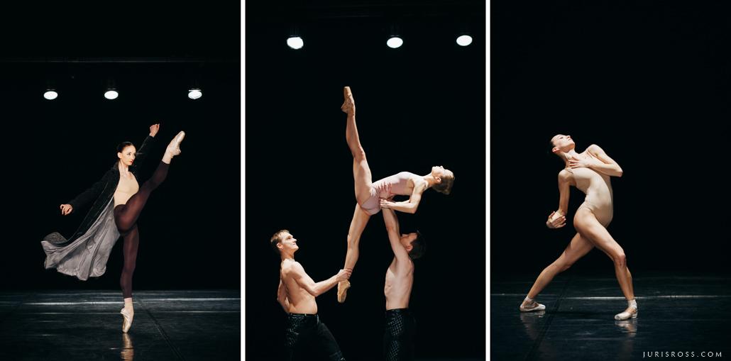 Latvijas balets 3 tikšanās
