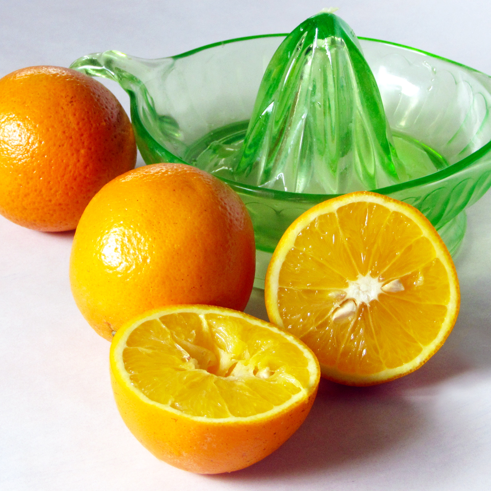Go beyond lemonade. Make an Ade with any citrus.
