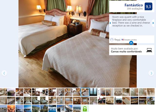Spindrift Inn Hotel para ficar em Monterey