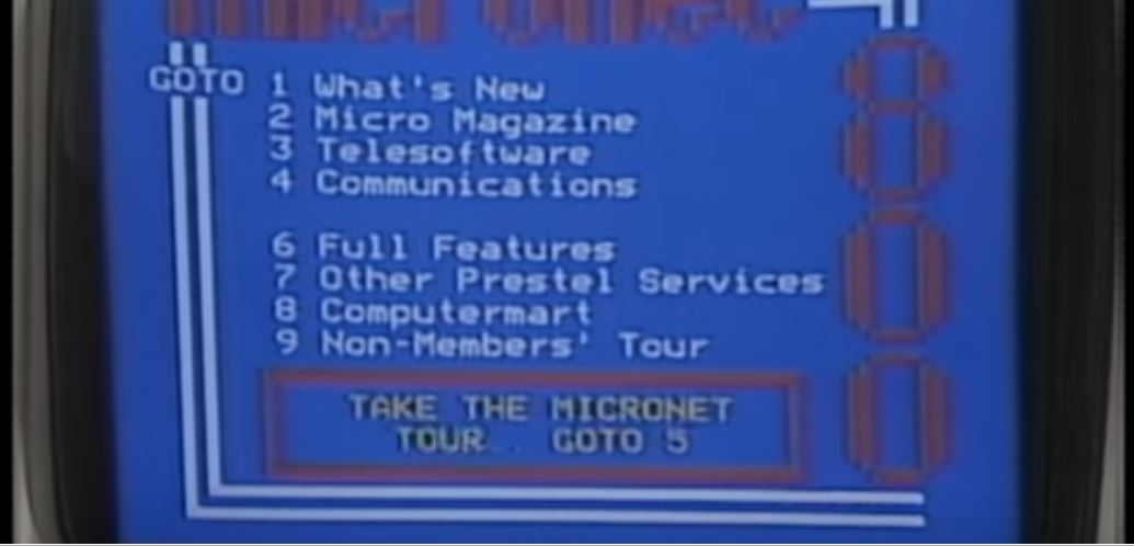 Cómo se enviaba un correo electrónico en 1984
