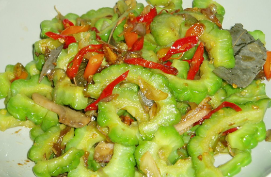 Resep Masakan Sederhana Tumis Pare Pedas