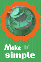 Make it Simple Spiral Snake
