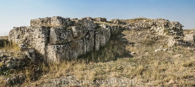 Ruinas de una Torre Acuaria