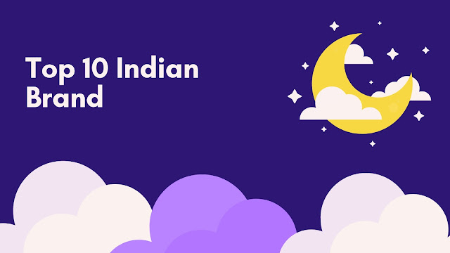 Top 10 Indian Brand of the week