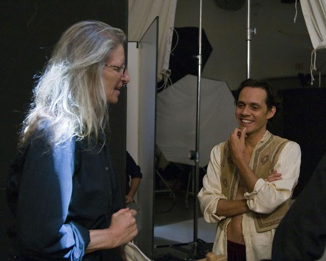 Aladdin - Annie Leibovitz