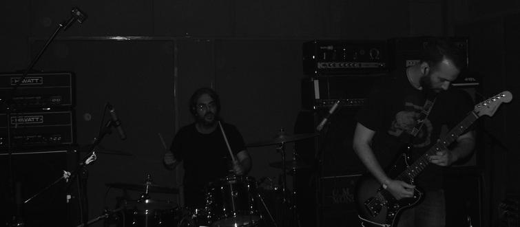 Belzebong, Automaton, Omega Monolith @ Six d.o.g.s., Athens 5/4/2014
