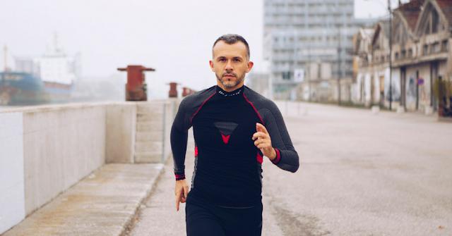 allenamento invernale running