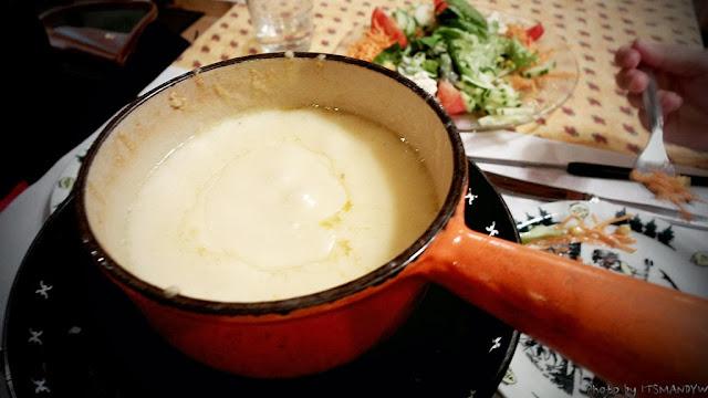 日內瓦 乳酪火鍋