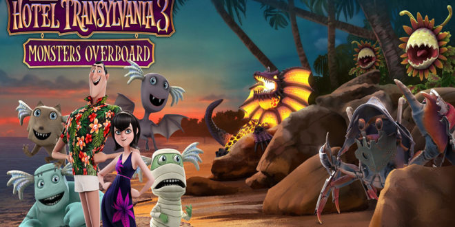 Transylvania 3: Monsters Overboard Image