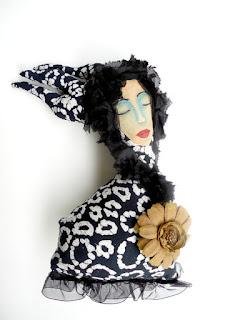 Inner Power Wisdom Keeper Spirit Doll Whimsy Series by Jeanne Fry