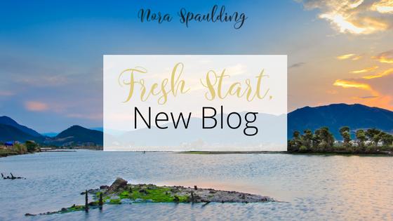 Fresh Start, New Blog