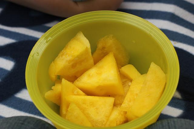 Summer Picknick Jam - gelbe Melone