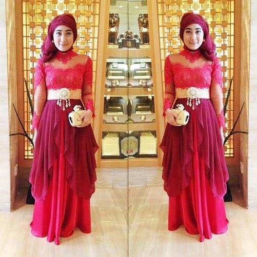 MODEL JILBAB UNTUK PERPISAHAN SMA | Hijab Trend