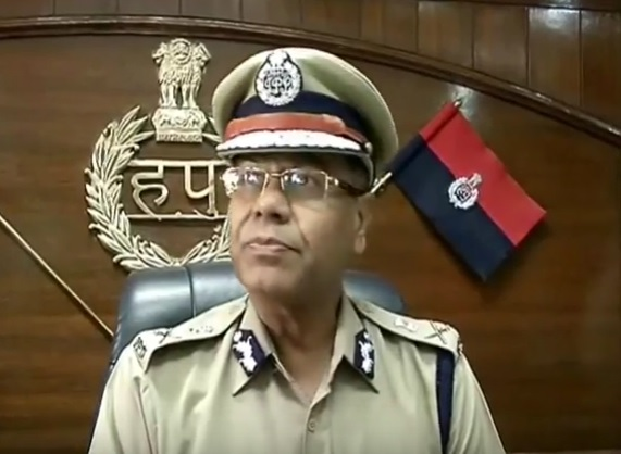 जाट आंदोलन: DGP KP Singh ने दी क़ानून तोड़ने वालों को कड़ी चेतावनी