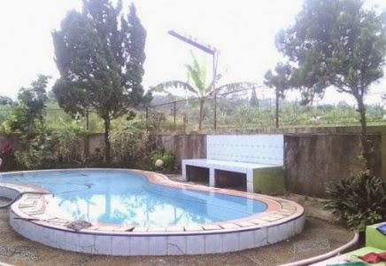 Kolam renang Villa 0059
