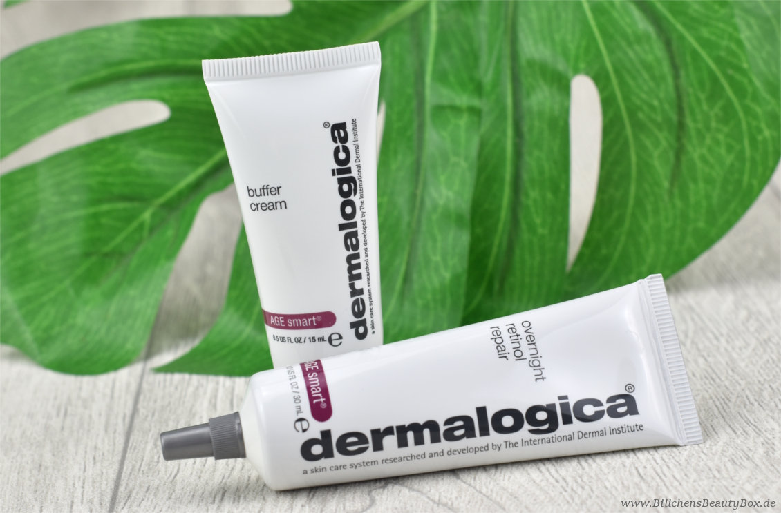 Review & Erfahrung - Dermalogica Overnight Retinol Repair & Buffer Cream