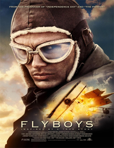 Ver Flyboys: Héroes del aire (2006) Online