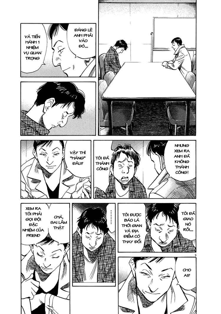 20th Century Boys chapter 243 trang 21