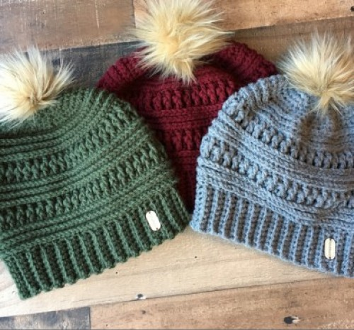 The Ana Beanie - Free Pattern