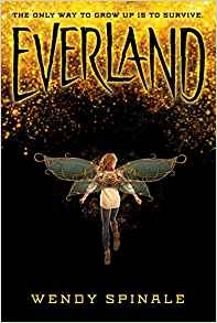 "book cover || Tween Book Group Reads ""Everland"" for April 13, 2017"