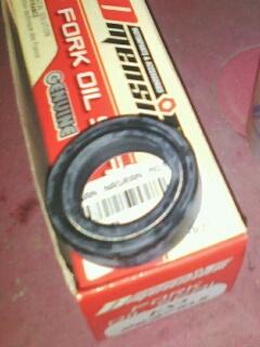 Gambar oil seal fork