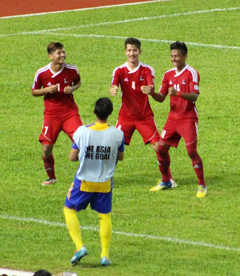 nepal into semifinal of solidarity cup beating brunei