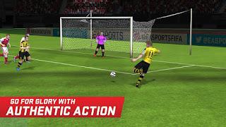 لعبة FIFA Mobile Football v6.2.1 مهكرة كاملة للاندرويد