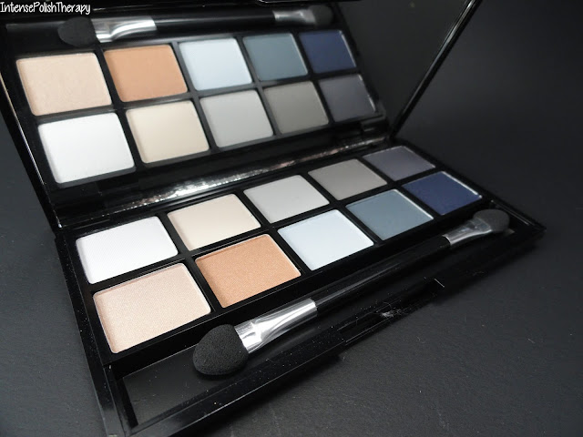 Quo Eye Shadow Palette - Clean Sweep