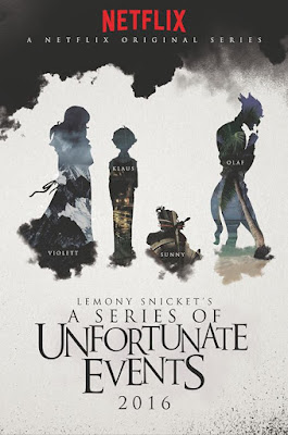 Poster A Series of Unfortunate Events 2017–