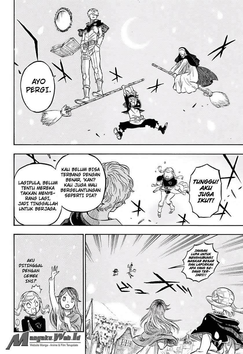 Manga Black Clover Chapter 40 Bahasa Indonesia