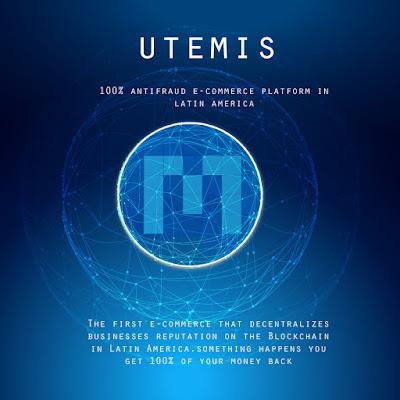 إنطلاق Pre-ICO لعملة UTEMIS مشروع التجارة الإلكترونية