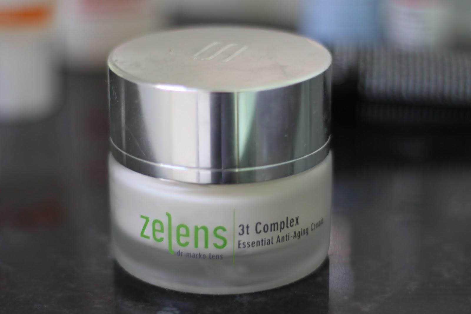 Zelens 3t Essential Anti Aging Cream
