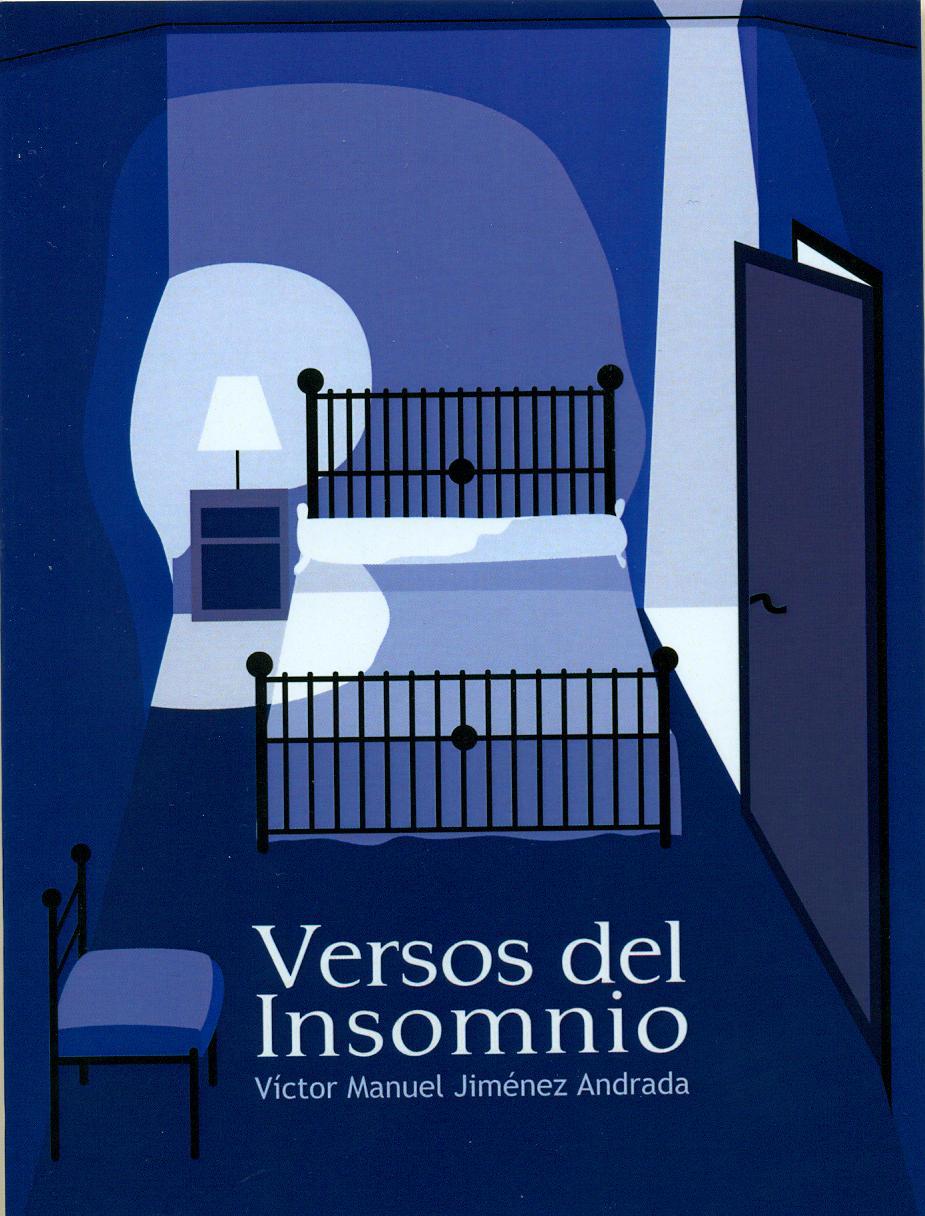 """Versos del insomnio"" de Víctor Manuel Jiménez"