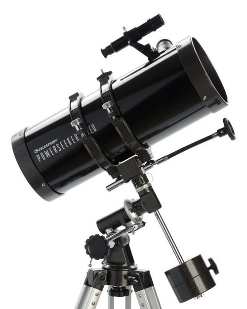Celestron PowerSeeker 127EQ Review