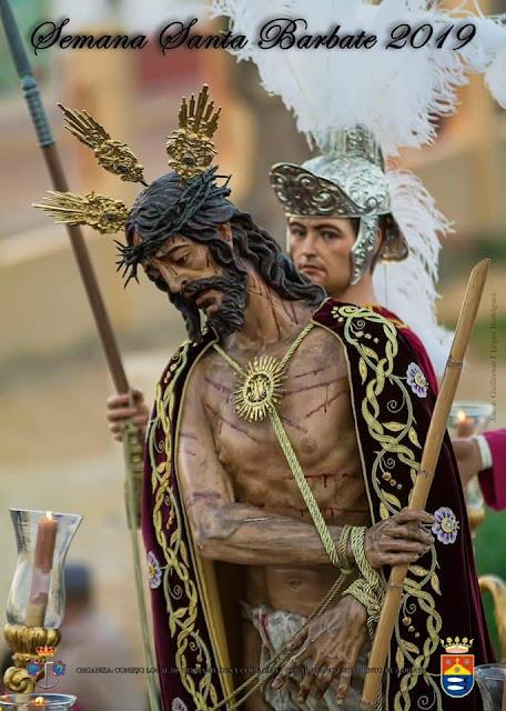 Cartel de la Semana Santa de Barbate 2.019