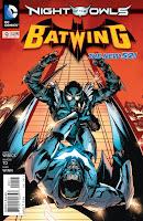 Batwing #9