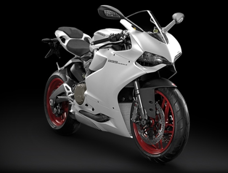 "Ducati 899 Panigale,""Your road to the track"""