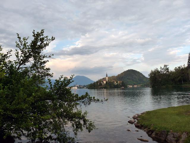 Foto del Lago Bled. Ruta en autocaravana por Eslovenia | caravaneros.com