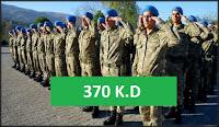 370.kısa dönem askerlik yerleri