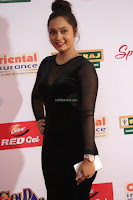 Vennela in Transparent Black Skin Tight Backless Stunning Dress at Mirchi Music Awards South 2017 ~  Exclusive Celebrities Galleries 059.JPG
