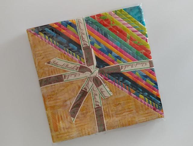 Elementz Island Batik fabrics